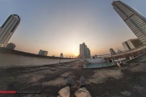 Фоточка с крыши