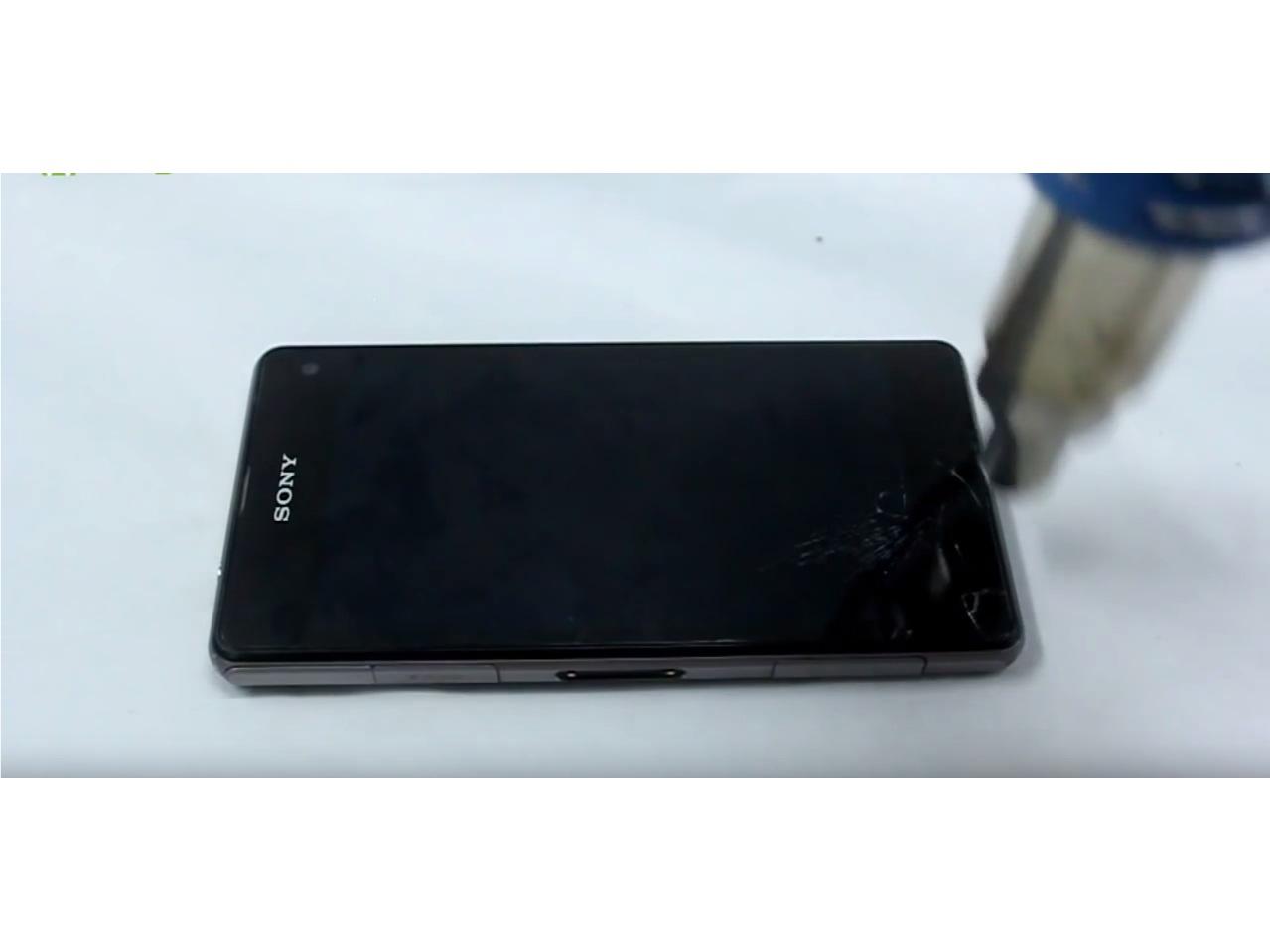 Замена экрана на Sony Xperia Z1 Compact