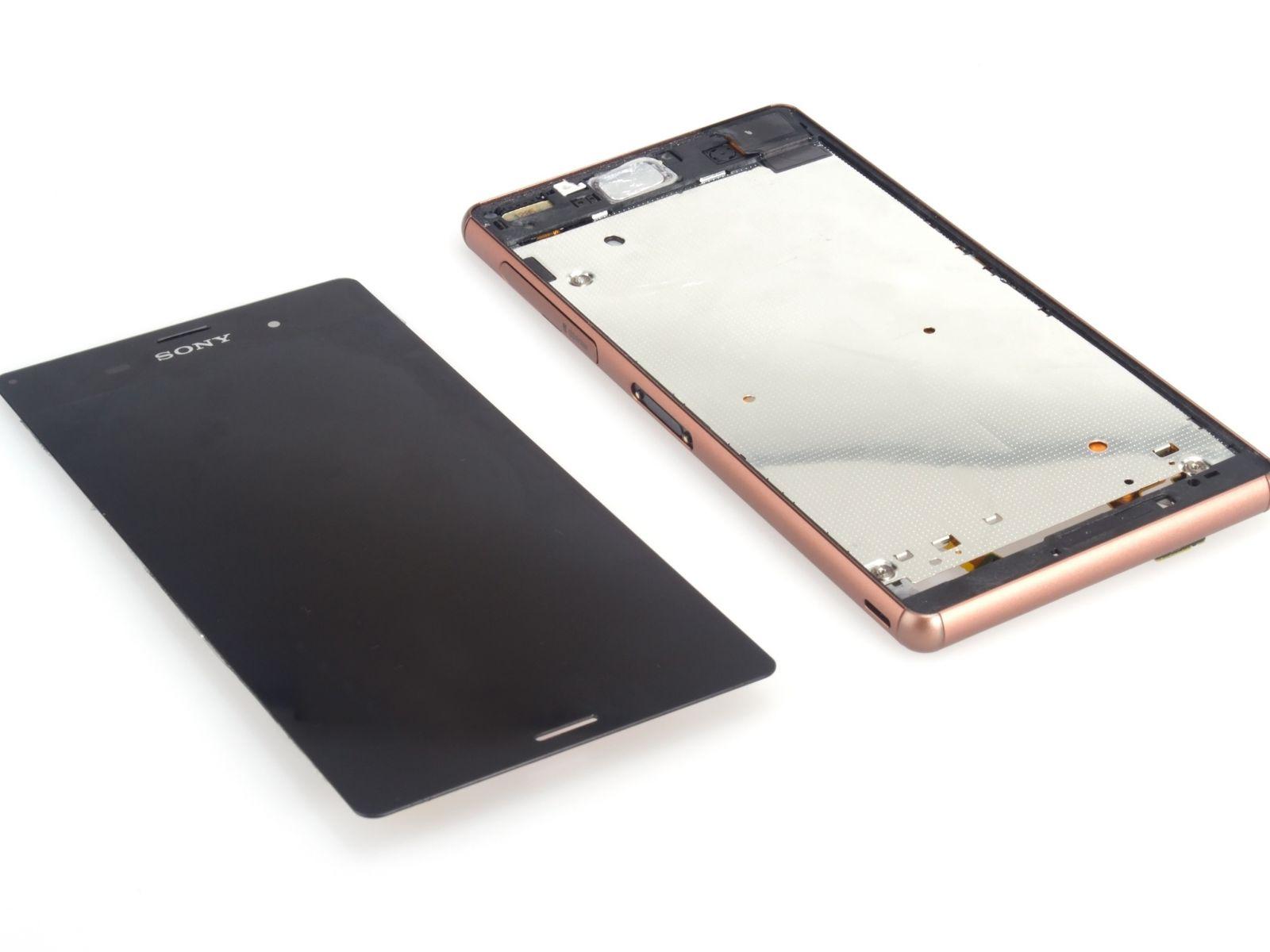 Замена экрана на Sony Xperia Z3 Dual (1)