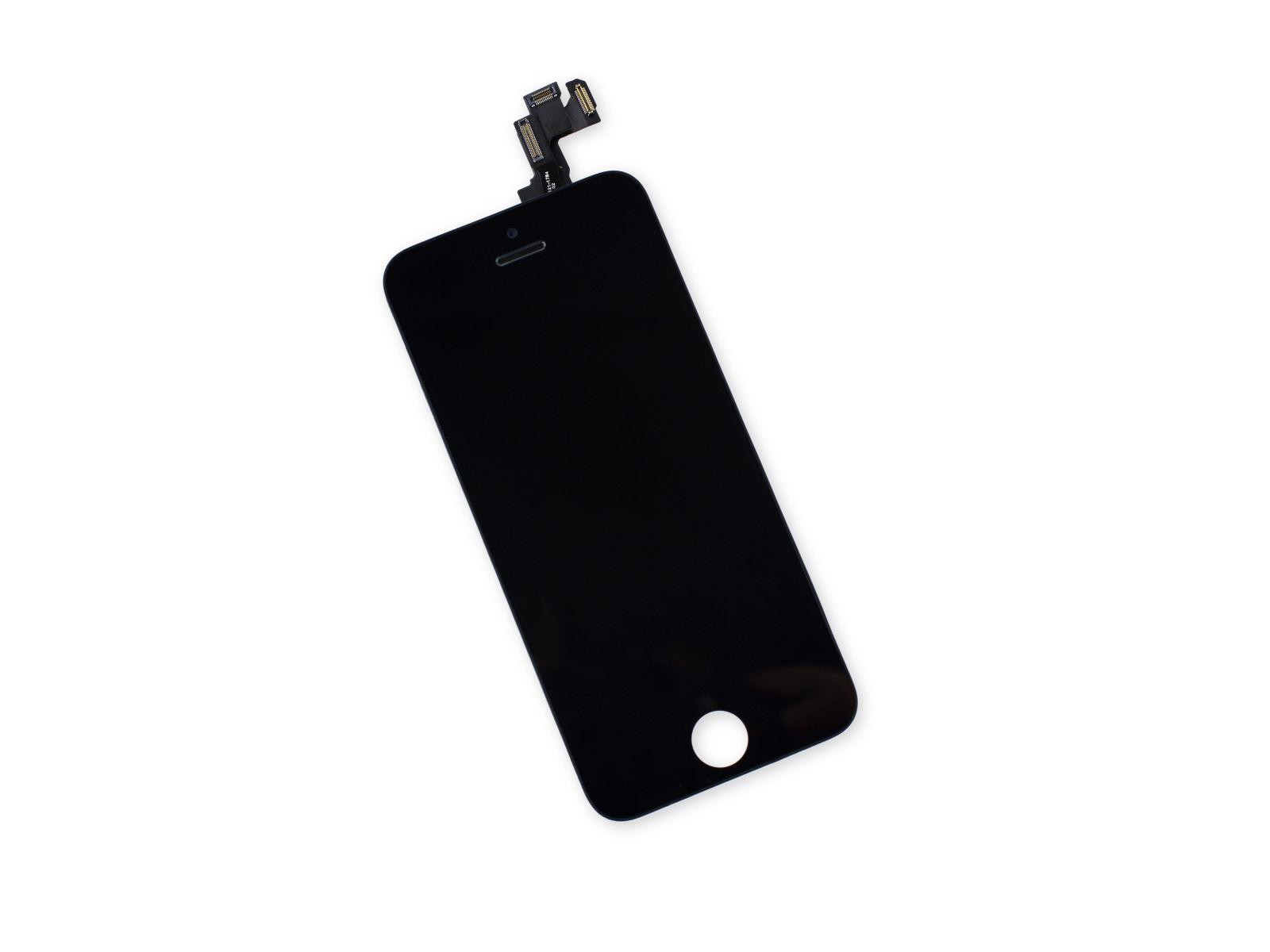 Замена сенсорного стекла и дисплея на iPhone 5S (1)