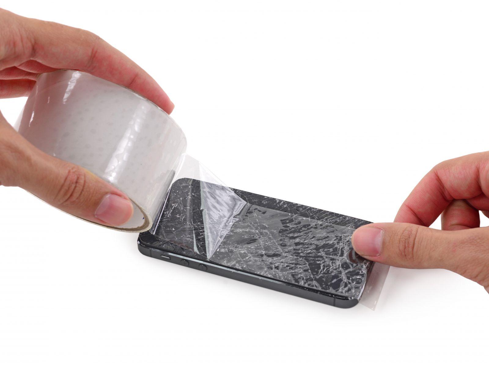 Замена кнопки «домой» на iPhone 5S (3)