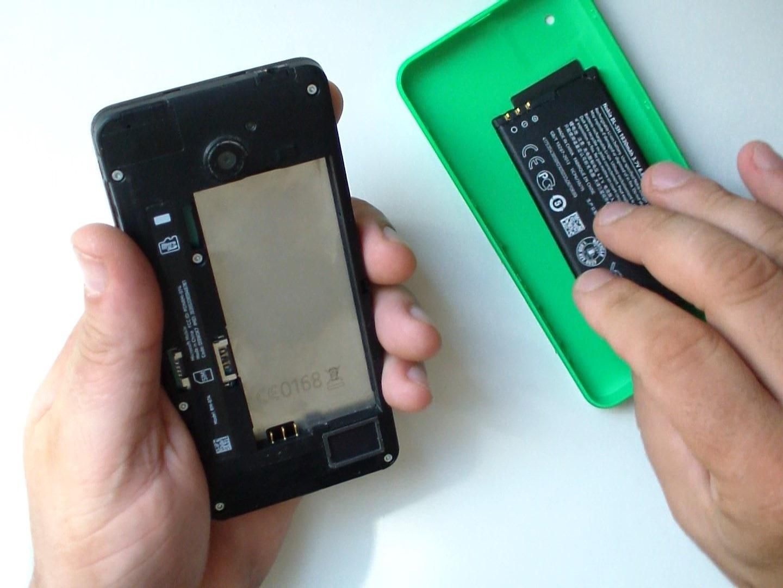 Замена экрана на Microsoft Nokia Lumia 635 (3)