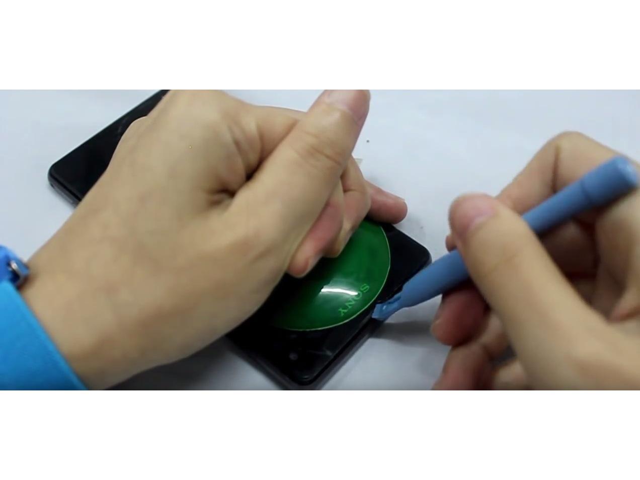 Замена экрана на Sony Xperia Z1 Compact (3)