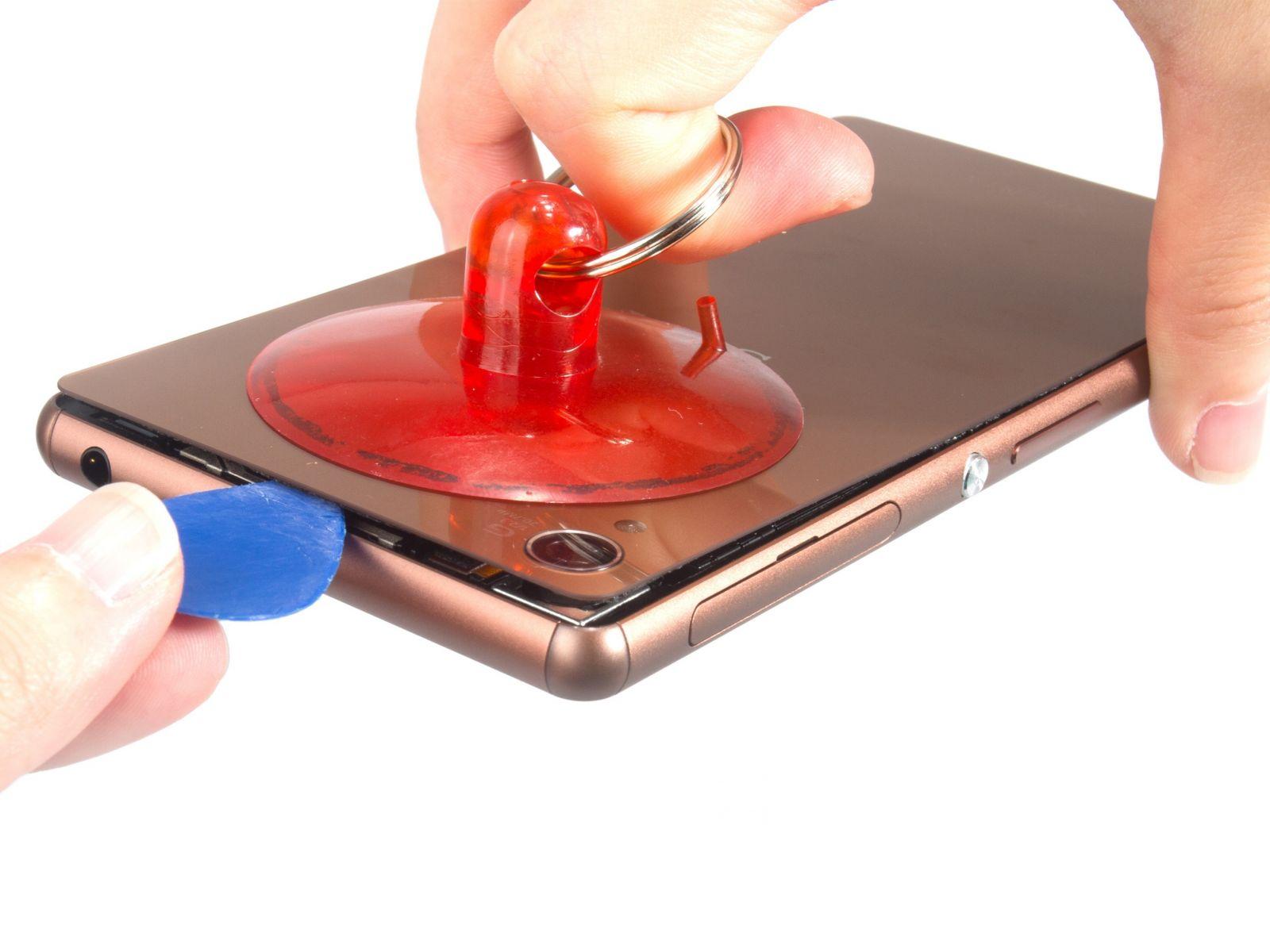 Замена экрана на Sony Xperia Z3 Dual (3)