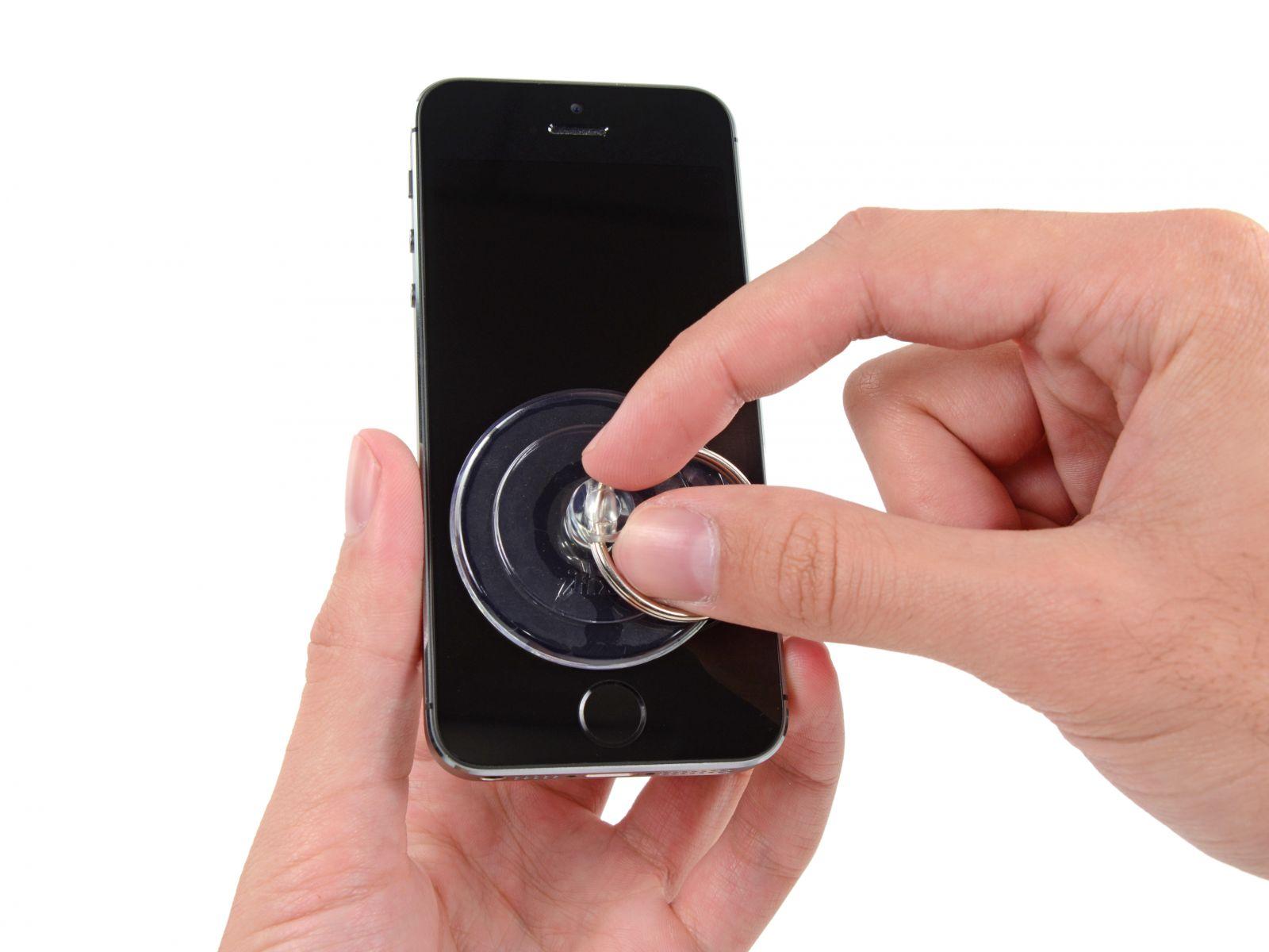 Замена кнопки «домой» на iPhone 5S (6)