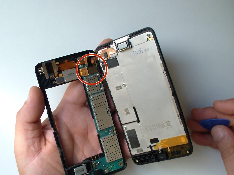 Замена экрана на Microsoft Nokia Lumia 635 (9)