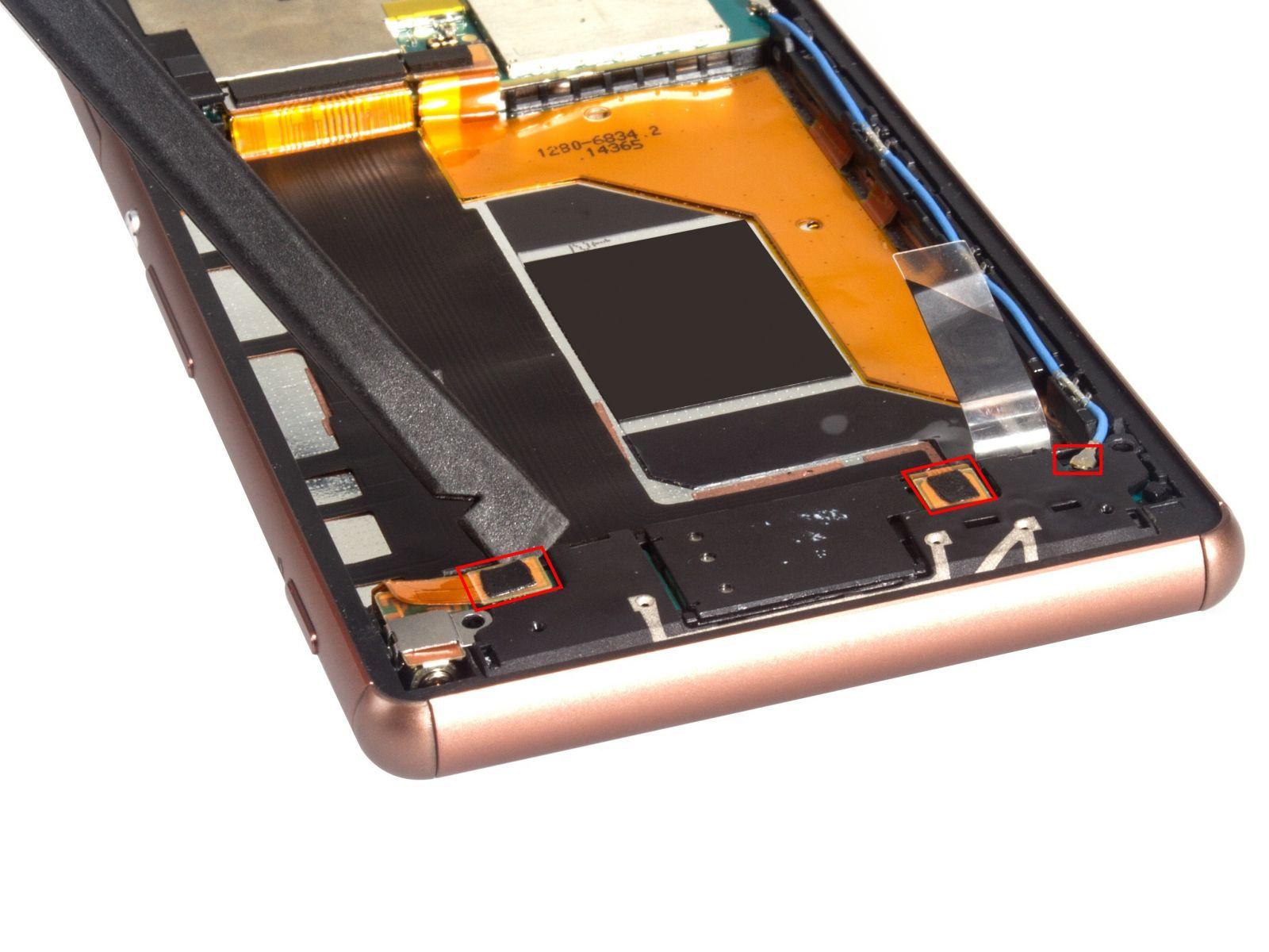 Замена экрана на Sony Xperia Z3 Dual (11)
