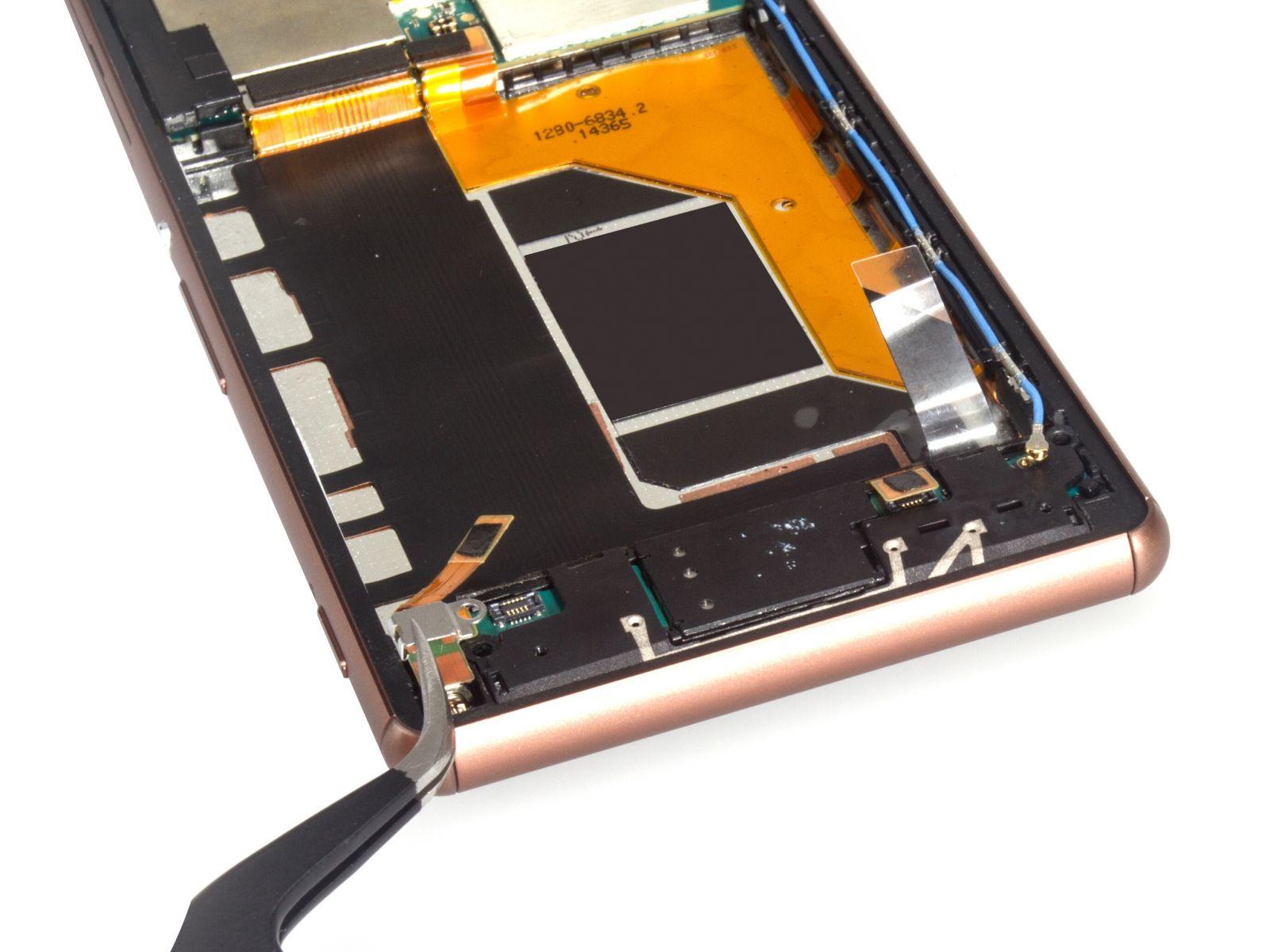 Замена экрана на Sony Xperia Z3 Dual (12)