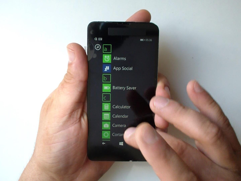 Замена экрана на Microsoft Nokia Lumia 635 (13)