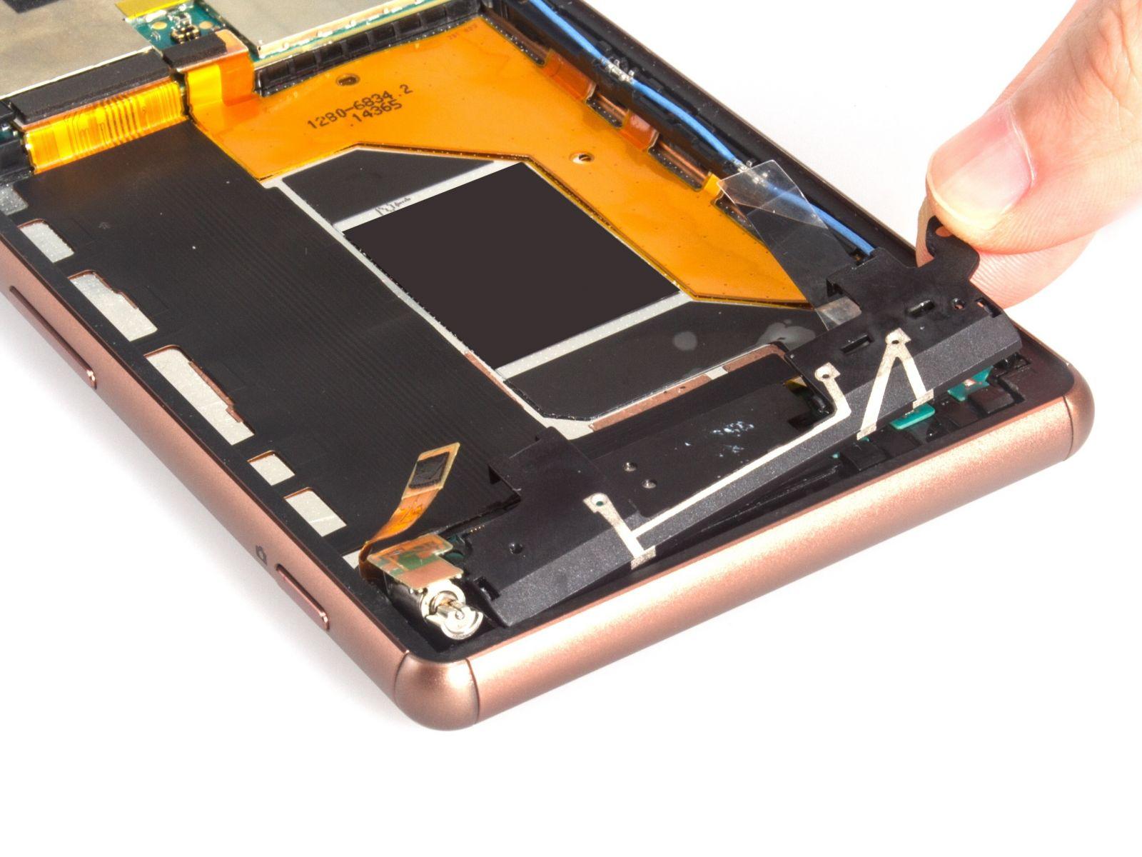 Замена экрана на Sony Xperia Z3 Dual (13)
