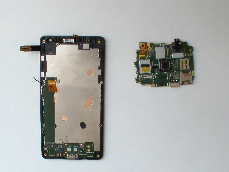 Замена экрана на Microsoft Lumia 535 (14)
