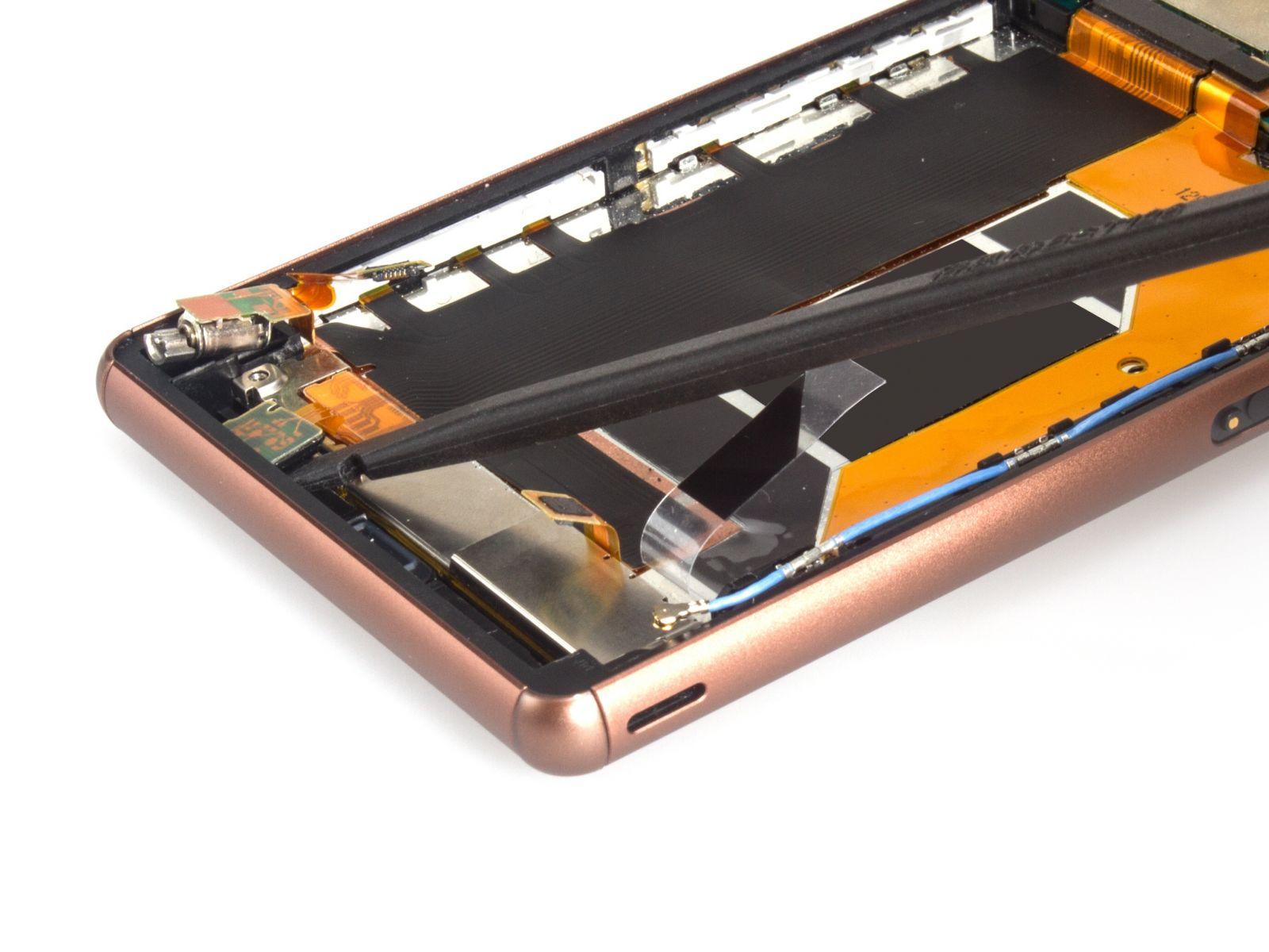 Замена экрана на Sony Xperia Z3 Dual (15)