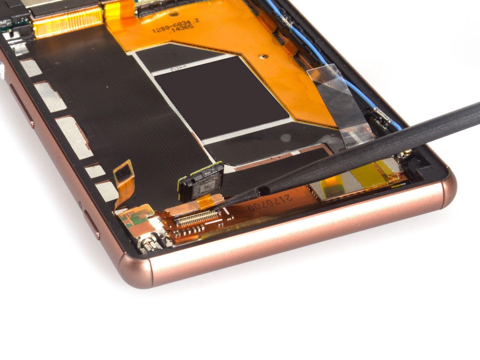 Замена экрана на Sony Xperia Z3 Dual (17)