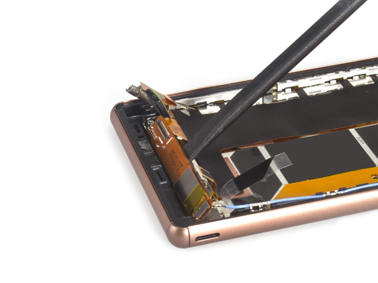 Замена экрана на Sony Xperia Z3 Dual (18)