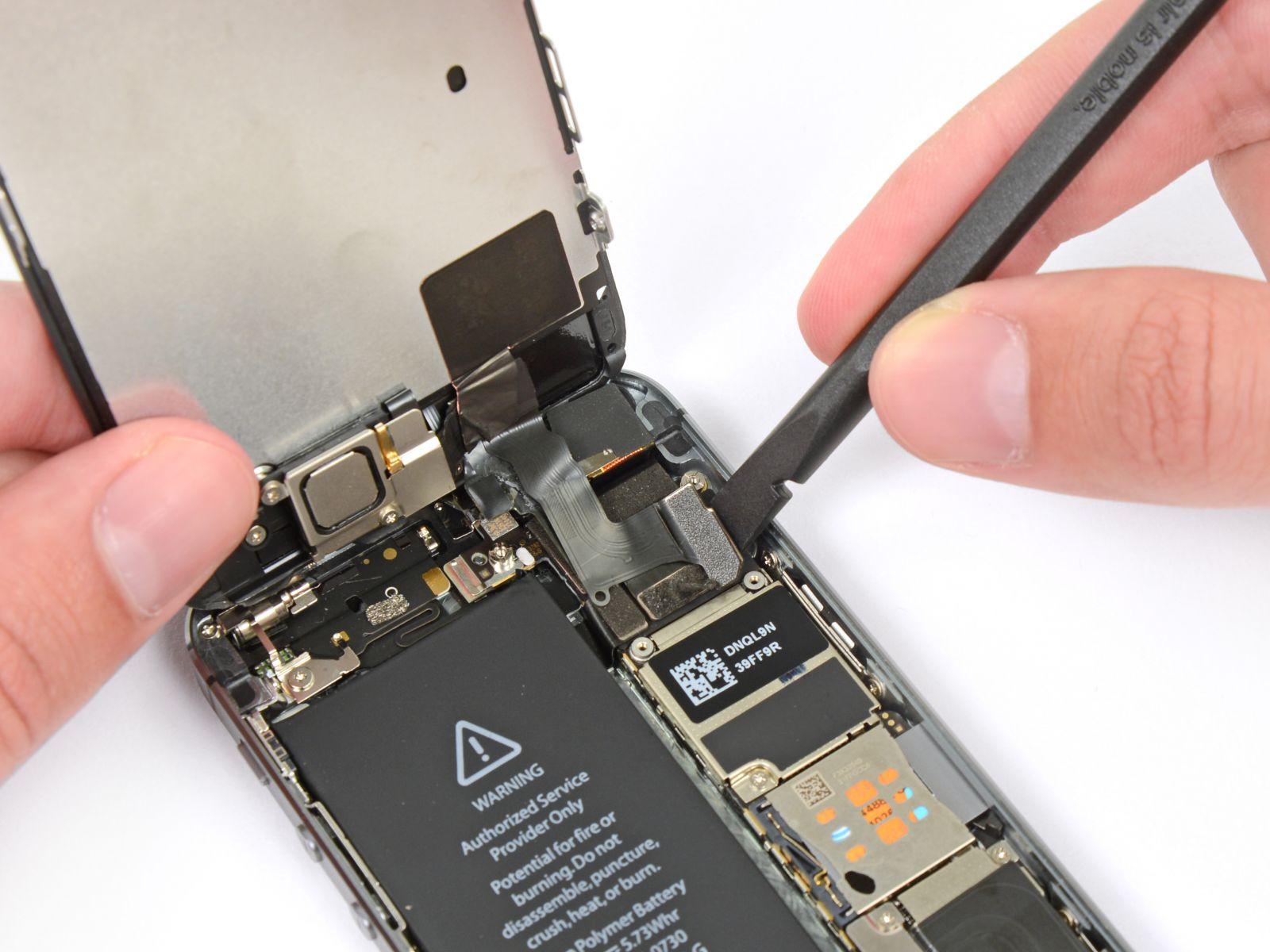 Замена кнопки «домой» на iPhone 5S (20)