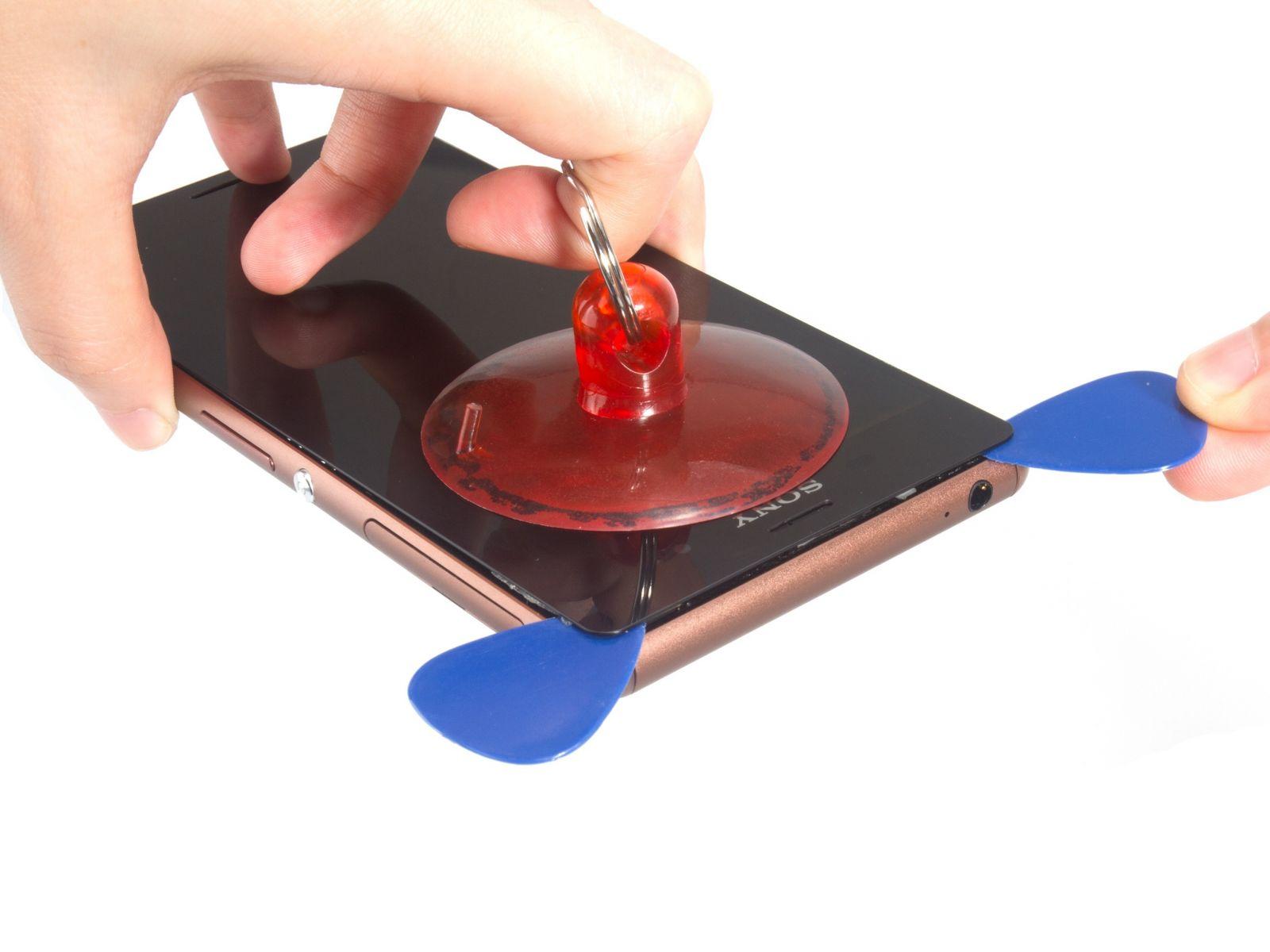 Замена экрана на Sony Xperia Z3 Dual (20)