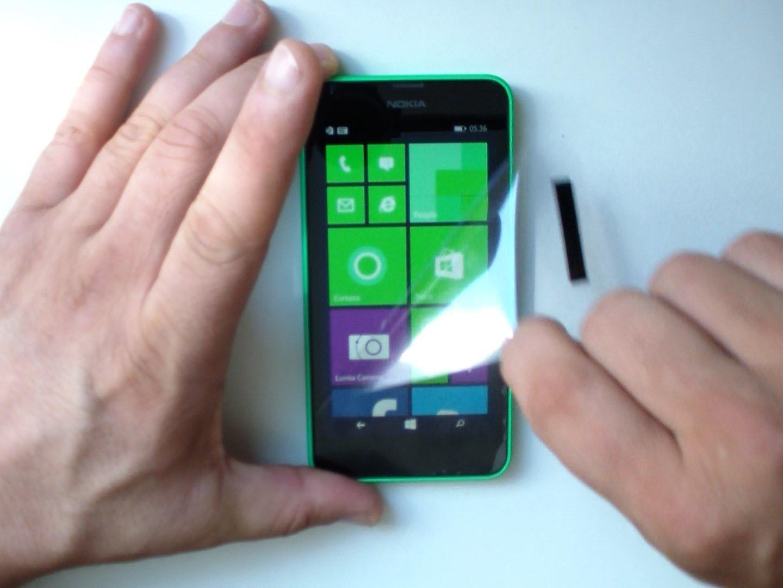 Замена экрана на Microsoft Nokia Lumia 635 (22)
