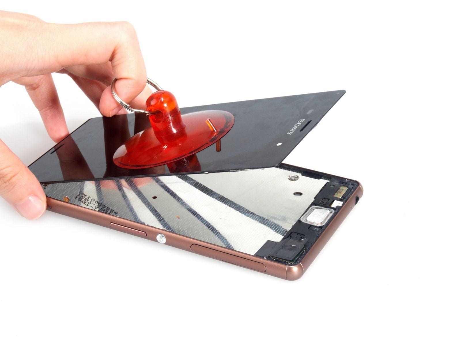 Замена экрана на Sony Xperia Z3 Dual (22)