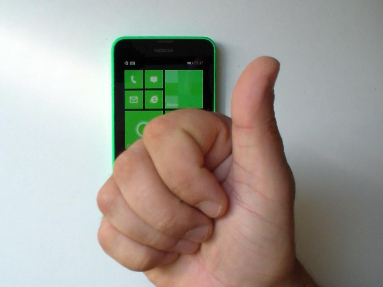Замена экрана на Microsoft Nokia Lumia 635 (23)