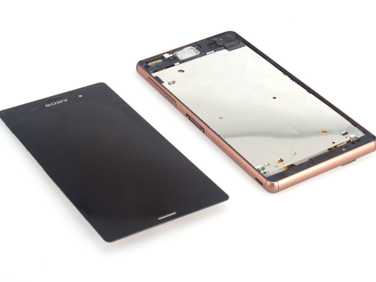 Замена экрана на Sony Xperia Z3 Dual (23)