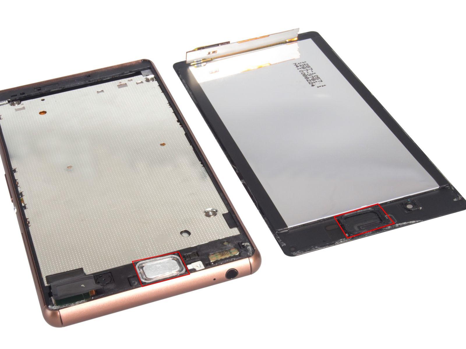 Замена экрана на Sony Xperia Z3 Dual (24)