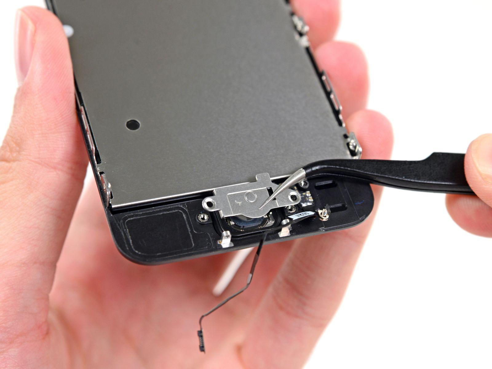 ремонт экрана на айфон 5 с