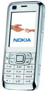 Как разобрать телефон Nokia 6120 classic